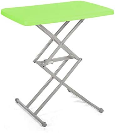 Light Years Petite Table Table Pliante Ikea Bureau Table A Manger Carree Table D Ordinateur Simple En Plein Air Portable Petit Appartement Table Elevatrice Reglable Couleur Green Amazon Fr Cuisine Maison