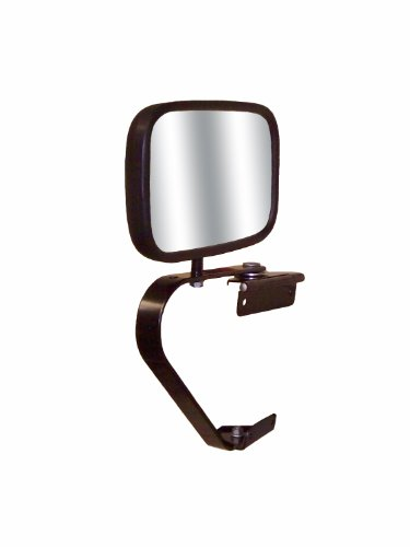 Truck Style Side (CIPA 41100 Universal Black OE Style Black Replacement Side Mirror)