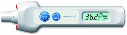 Thermofocus Thermofocus Non-Contact 5-In-1 Medical Thermometer, 1 each
