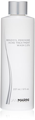 Jan Marini Skin Research Benzoyl Peroxide Acne Treatment Wash 2.5%, 8 fl. oz.