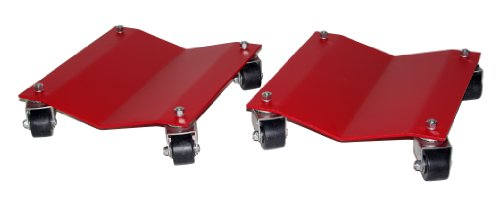 Merrick Machine (M998105) The Auto Dolly - Autodolly Heavy Duty - 16''x16'' Pair by Merrick Machine