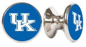 Kentucky Wildcats NCAA Stainless Steel Cabinet Knob / Drawer -
