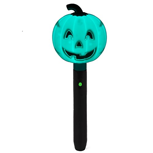 Teal Pumpkin Halloween Flashlight Torch- Official Teal Pumpkin Project Allergy-Friendly Trick or Treat Accessory - All Sales Supports (Halloween Projects)