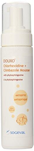 Douxo AntiSeptic Chlorhexidine + Climbazole Mousse (6.8 oz) ()