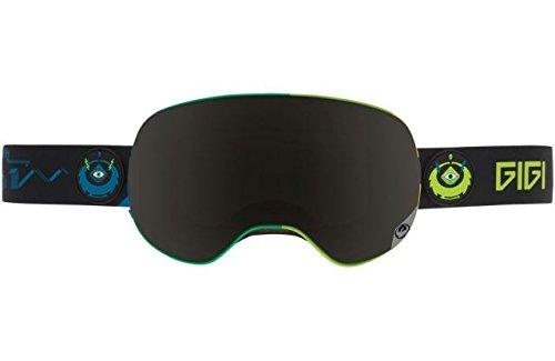 Dragon Alliance X2 Ski Goggles, Gigi Signature/Dark Smoke (Goggles Signature Snow)