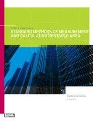 Read Online Office Buildings: Standard Methods of Measurement - English Version (ANSI/BOMA Z65.1—2010) pdf epub