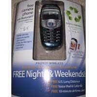 Ready Mobile PCS Prepaid Wireless LG Phone