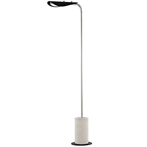 "Hudson Valley Lighting HL157401-PN/BK Layla - 61.5"" 4W 1 LED"