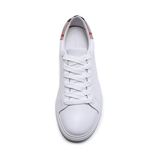 Blanc Femme 5 AdeeSu Blanc EU 36 SDC06085 Compensées Sandales pqZtR1I