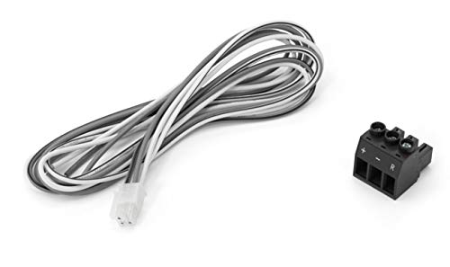 ACP/ACS-PP-CA-RP: Replacement Speaker Input Wire Harness and Power Plug for MicroSub+ and PowerWedge+