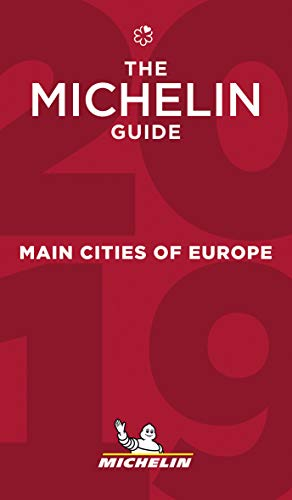 MICHELIN Guide Main Cities of Europe 2019: Restaurants & Hotels (Michelin Red Guide)...