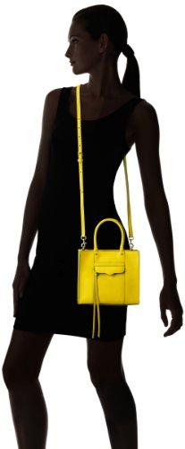 Rebecca Minkoff MAB Mini Cross Body Bag,Marigold,One Size