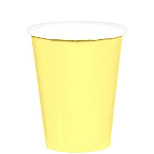 Light Yellow Paper Cups | 9 oz. |