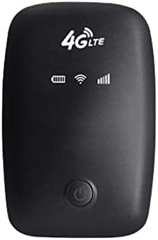 YOPU Mobile WiFi Hotspot 4G LTE Mobile WiFi Hotspot Portable 4G LTE Router Mobile Broadband WiFi Hotspot Wireless SIM Card 150Mbps