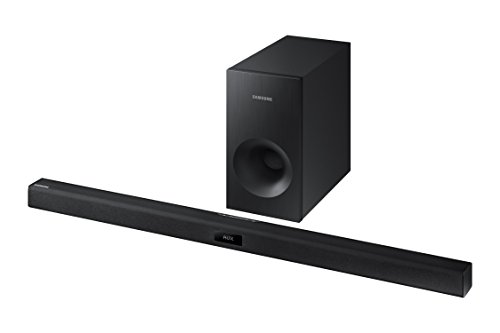 Samsung HW-J355 2.1 Channel 120 Watt Wired Audio Soundbar