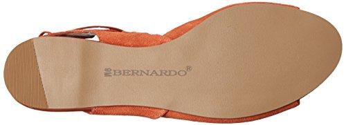 Bernardo Mujeres Olivia Gladiator Sandal Brick