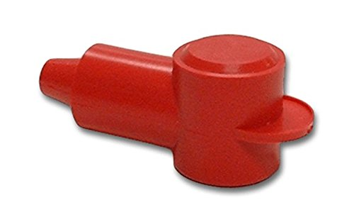 Battery Boot 3/0-4/0 Ga Red Alternator Type Ul94-V2-4Pack