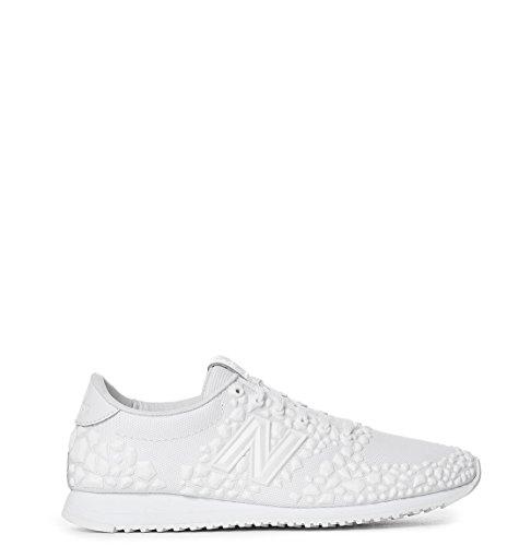 New Balance Sneakers Donna NBWL420DFQB12 Cotone Bianco