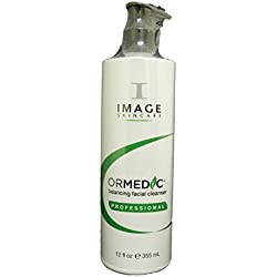 Image Skincare Ormedic Balancing Facial Cleanser, 12 Ounce