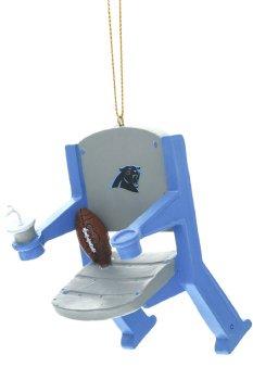 NFL Carolina Panthers Team Stadium Chair