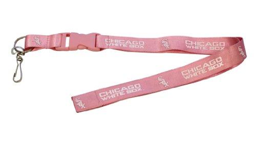 - MLB Chicago White Sox Lanyard, Pink