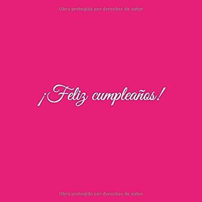 Feliz cumpleaños: Libro De Visitas Feliz Cumpleaños para ...