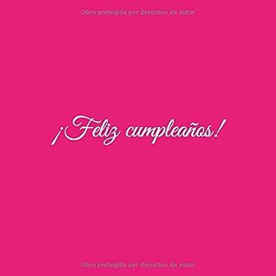 Feliz Cumpleaños Libro De Visitas Feliz Cumpleaños Para