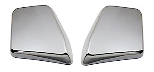 Chrome Plated Air - Hummer H2 Triple Chrome Plated Air Cleaner Intake Covers Set (Fits: 2003-2009 SUV & SUT's)