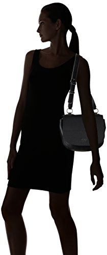 GUESS BORSA Donna T/U 100%PU BLAKLEY SHOULDER BAG BLACK