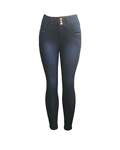 Slim Compatta Immagine5 Moda Donna Stretch Regular Pantaloni Jeans Elegante Come gxzAqp0