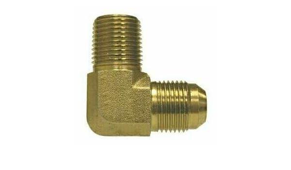 Pack Of 10 Midland Metal 10090 Copper 3//4 Flare Gasket