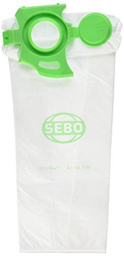 SEBO 7029ER 10-Pack Filterbox for Felix Vacuum