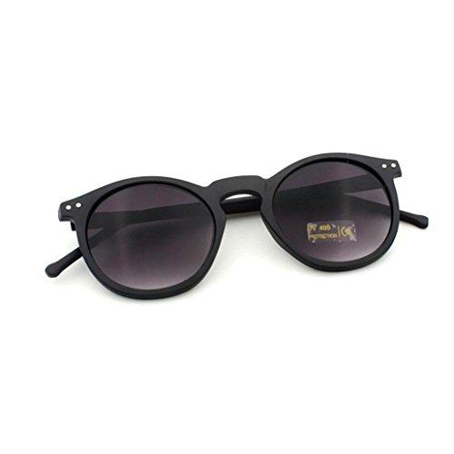 Logobeing Metálica Circulares Gafas Con de Sol C de Marca Para Gafas Montura Tone Classic Sol Mujer FrPrt