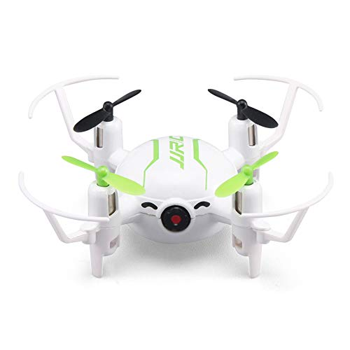 Klions JJRC H30WH 6 Axis Gyro RC Quadcopter Drone with WiFi FPV 0.3MP HD Camera/Headless Mode/One Key Return/Altitude Hold/360° Rolling Action