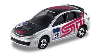 Sti Race - [Ion limited] custom Tomica AEON tuning Car Series 16th edition Subaru Impreza WRX STI (24 hour race specification)