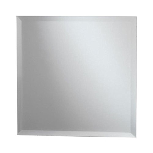 - Darice Square with Beveled Edge, 14 inches Mirror