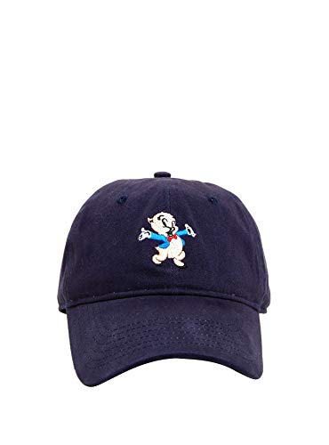 - Looney Toons Authentic Baseball Hat Cap Women Men Teen Adult Sz - Porky Pig