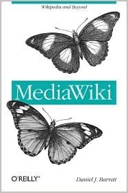 Book Mediawiki 1st (first) edition Text Only