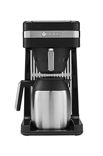 BUNN CSB3T Speed Brew Platinum Thermal Coffee Maker, ()