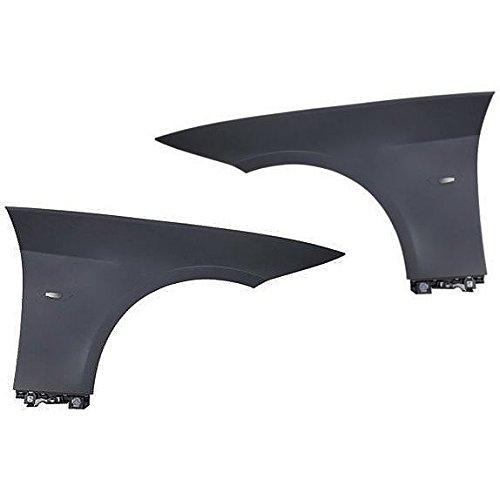Diften 110-C0202-X01 - New Set of 2 Fenders Front Quarter Panels Driver & Passenger Side 328 Coupe Pair - Bmw Quarter Panel