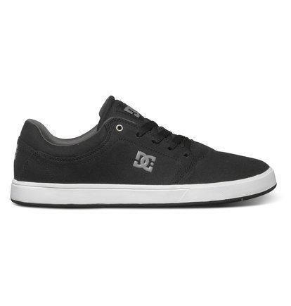 DC Men's Crisis TX Lace-Up Fashion Sneaker B00HO5XH68 7.5 D(M) US|Black 3