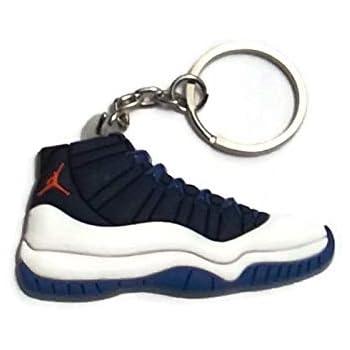 1b153edc92f7aa DarrellsWorld Air Jordan Shoe Key Ring Generation 11 XI B138
