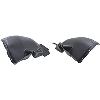 for Cadillac CTS GM1248230 2003 to 2007 Front, LH New Fender Splash Shield