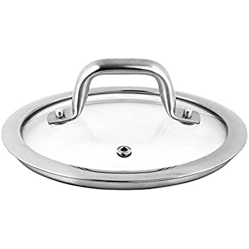 Duxtop Cookware Glass Replacement Lid (6 Inches)