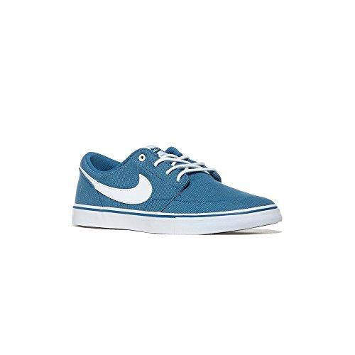 Nike - Zapatillas de ante para hombre 410 INDUSTRIAL BLUE