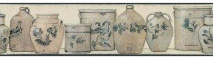 country-crock-pottery-jars-wallpaper-border-30904010