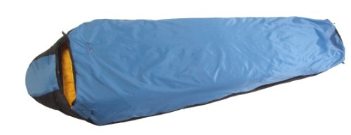 Suisse Sport Adult Adventurer Mummy Ultra-Compactable Sleeping Bag (Right Zipper) Blue, Outdoor Stuffs