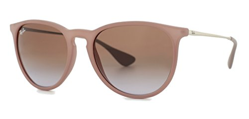 Ray-Ban Rubber Sand Erika Sunglasses RB 4171 600068 54mm + SD Glasses + - Rb Erika 4171