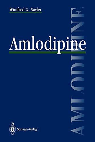 Amlodipine (Best Garlic Capsules Uk)