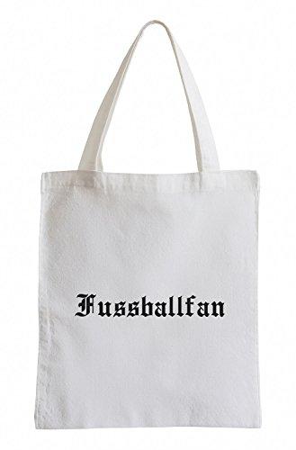 Fussballfan Jutebeutel